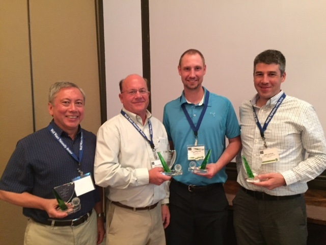 2nd Place Team - Wind Evans, Steve Anderson, Chris Preston, Andy Sayegh
