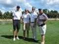 Team 1B David Rutz, Susan O'Grady, Matt Anderson, and Bernie Kistner