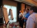 WSC Board Members work on Strategic Planning