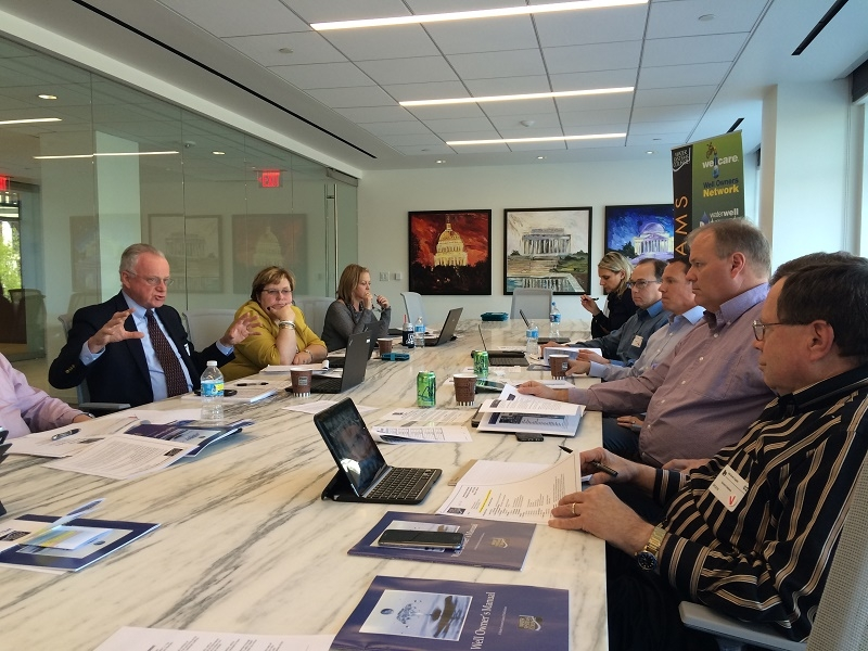 Bo-Andersson-talks-to-WSC-Board-Members-at-April-12-meeting
