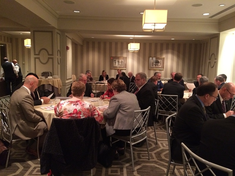 WSC-Members-Prepare-for-Hill-Visits-at-Briefing-Breakfast