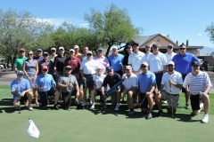 WWT Golf Tournament Participants
