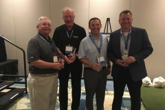 First Place goes to Bernie Kistner, Bo Andersson, Dan Story, and Mark Heflin