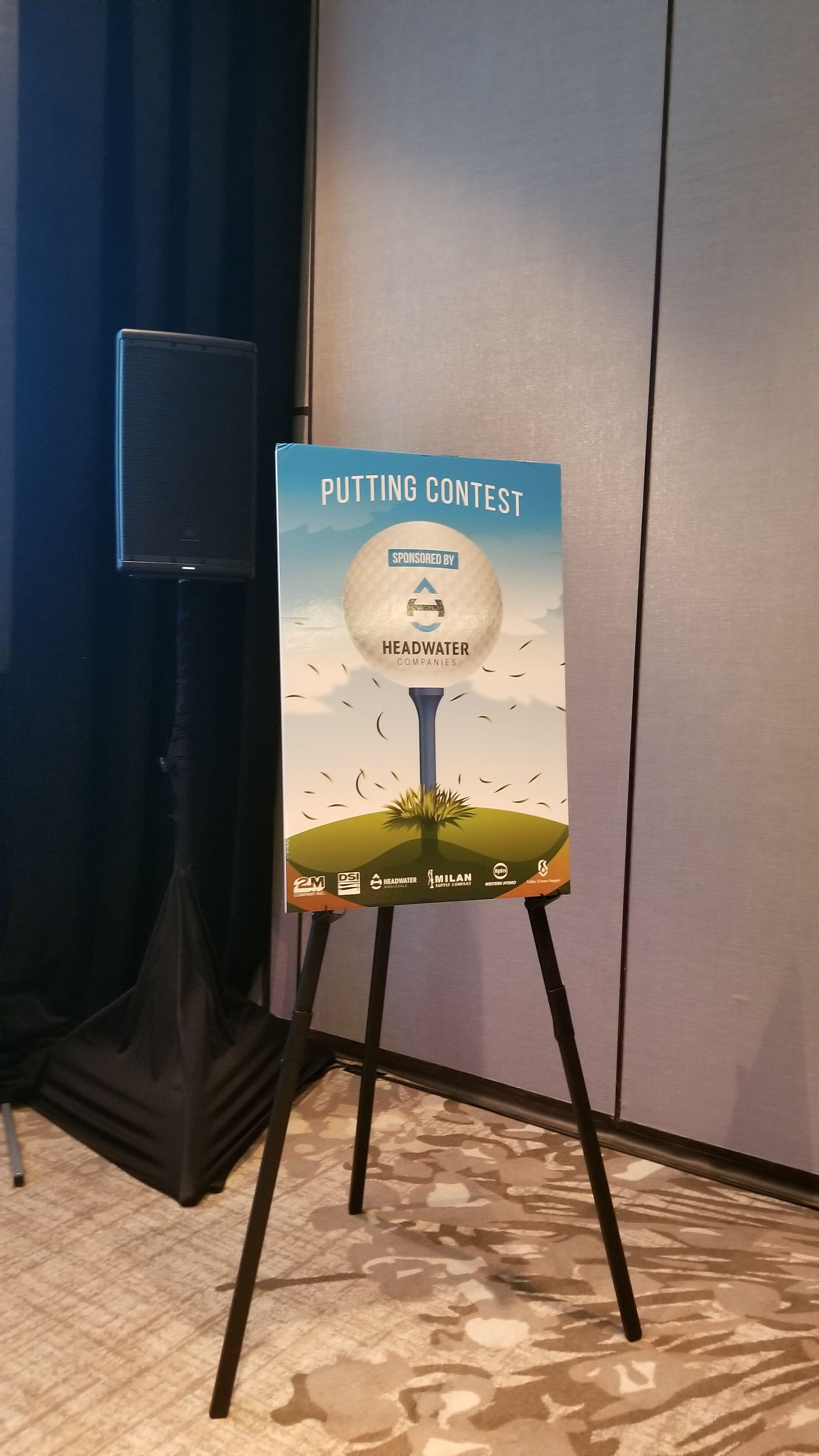 Putting-Contest