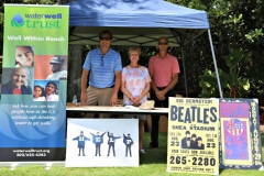 Fundraising at the FGWA Golf Tournament