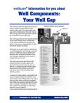 wellcare® Information Packet #2 – Well Components