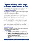 wellcare® Packet #5 – Spanish Information Sheets