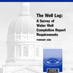 Special Report No. 3 – The Well Log: A Survey of Water Well Completion Report Requirements